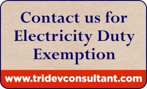 Electricity duty exemption Service in Ahmedabad, Kalol