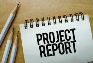 projec report, Electricity duty exemption in Ahmedabad, Mehasana, Kalol, kadi